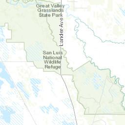 Refuge Map - San Luis - U.S. Fish and Wildlife Service on map of rumbek, map of wu, map of siu, map of chicago,