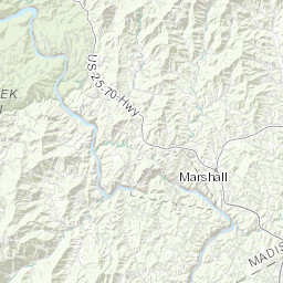 NRP: French Broad, NC: Section 9 (Barnard River Park to Hot Springs