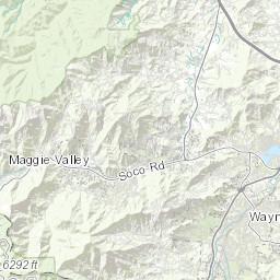 Three Billboards WNC ing Locations