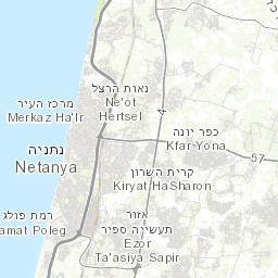 Air Pollution in Ra'anana, Sharon - Carmel: Real-time Air Quality