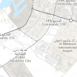 Air Pollution in Dubai: Real-time Air Quality Index Visual Map