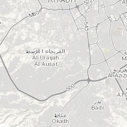 Air Pollution in Riyadh: Real-time Air Quality Index Visual Map