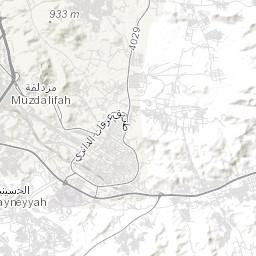 Luftverschmutzung in Mecca: Echtzeit-Karte des ...