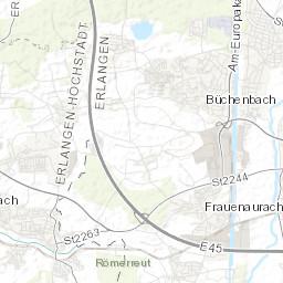 Map Of Germany Erlangen.Vodafone Mobile 3g 4g 5g Coverage In Erlangen Germany Nperf Com