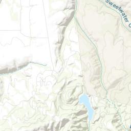 East Fork Sweetwater Creek | Idaho Fishing Planner