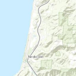 Refuge Map - Nestucca Bay - U.S. Fish and Wildlife Service