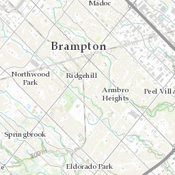 Where Is Brampton Ontario Canada On A Map 3G / 4G / 5G coverage in Brampton   nPerf.com