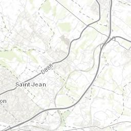 Toulouse Karte.Luftverschmutzung In Toulouse Echtzeit Karte Des Luftqualitätsindex