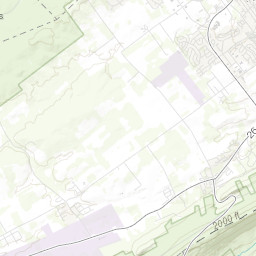 ArcGIS - Penn State Campus Map App