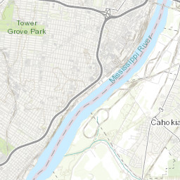 Neighborhoods of the City of St Louis