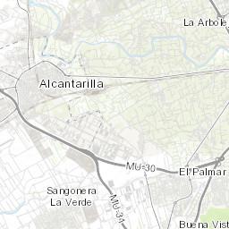 Contaminacion Del Aire De Murcia Mapa De La Calidad Del Aire En
