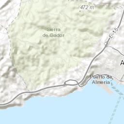 Map Of Spain Almeria.3g 4g 5g Coverage In Almeria Nperf Com