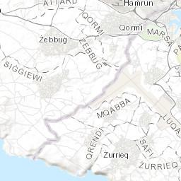 Malta Map 2019 - bars, saunas, -popular hotels ... on
