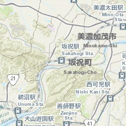 3G / 4G / 5G coverage in Inuyama - nPerf com
