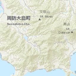 天気 周防 大島