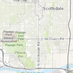 Maps - Choose Scottsdale Economic Development