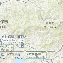 3G / 4G / 5G coverage in Sasebo - nPerf com