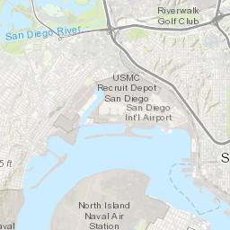 U.S. Cellular 3G / 4G / 5G coverage in San Diego, United ...