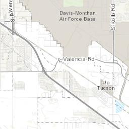 Pima County Census Block Groups & Tracts - Arizona Map on map north tucson az, zoom tucson tucson az map, mapquest tucson az, area code map tucson az, map okc to tucson az, printable street map tucson az,