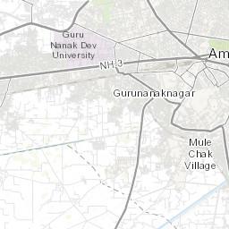 3G / 4G / 5G coverage in Amritsar - nPerf com