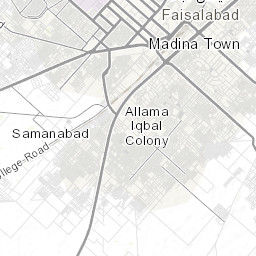 Telenor 3G / 4G / 5G coverage in Faisalābād, Pakistan
