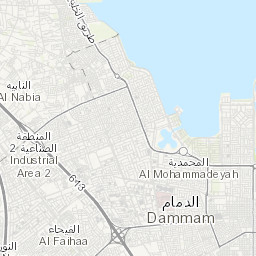 Zain 2G / 3G / 4G coverage in Dammam, Saudi Arabia - nPerf Dammam Saudi Arabia Map on