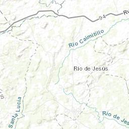 Cobertura 3G / 4G / 5G en Río de Jesús - nPerf