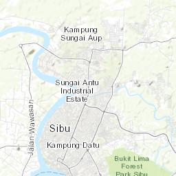 U Mobile 3G / 4G / 5G coverage in Sibu, Malaysia - nPerf