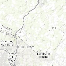 DiGi 3G / 4G / 5G coverage in Ulu Tiram, Malaysia - nPerf com