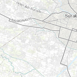 Telkomsel 3G / 4G / 5G coverage in Surakarta, Indonesia - nPerf