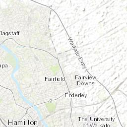 Hamilton Map New Zealand.3g 4g 5g Coverage In Hamilton Nperf Com