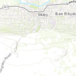 Ilkley Food And Drink Map