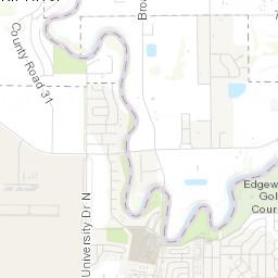 FEMA Floodplain for the City of Moorhead on