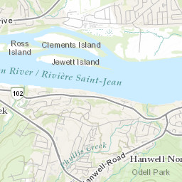 River Watch Parking Information Interactive Map City of