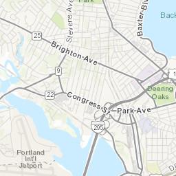 City of Portland Maine Parcel Viewer