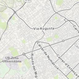 International Travel Maps Barcelona Spain Scale 1 12 500 Indexed Digital Maps And Geospatial Data Princeton University