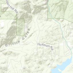 arcgis camp fire map