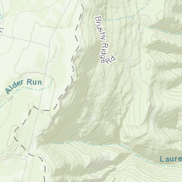 Dolly Sods Removal Field Work Status Map