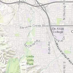 Zoning Map Ordinance City of Cupertino CA