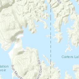 Fishing Forecast Carters Lake