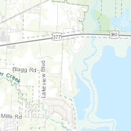 Denton Code 2030 - Transition Draft Zoning Map