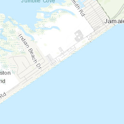 Galveston Map Of Texas.Interactive Map Of Galveston Island State Park Trails