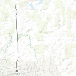 Rio Colorado Mapa Fisico.Mapa Topografico Da Colorado Do Oeste Terreno Relevo