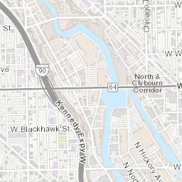 O Block Chicago Map.Bike Map Layer Block Sp18 1