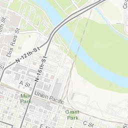 parking map city of sacramento