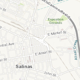 Street Sweeper Map | City of Salinas on