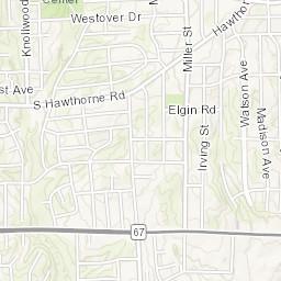 Old Salem Nc Map.Winston Salem Business 40 And Old Salem Improvement Projects