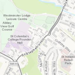 Mapping Saint Alban