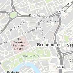 Map Of Bristol England.Bristol England 1743 Image 2 Of 4 Raster Image Digital Maps