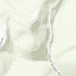 Raystown Lake Map - Huntingdon County, PA